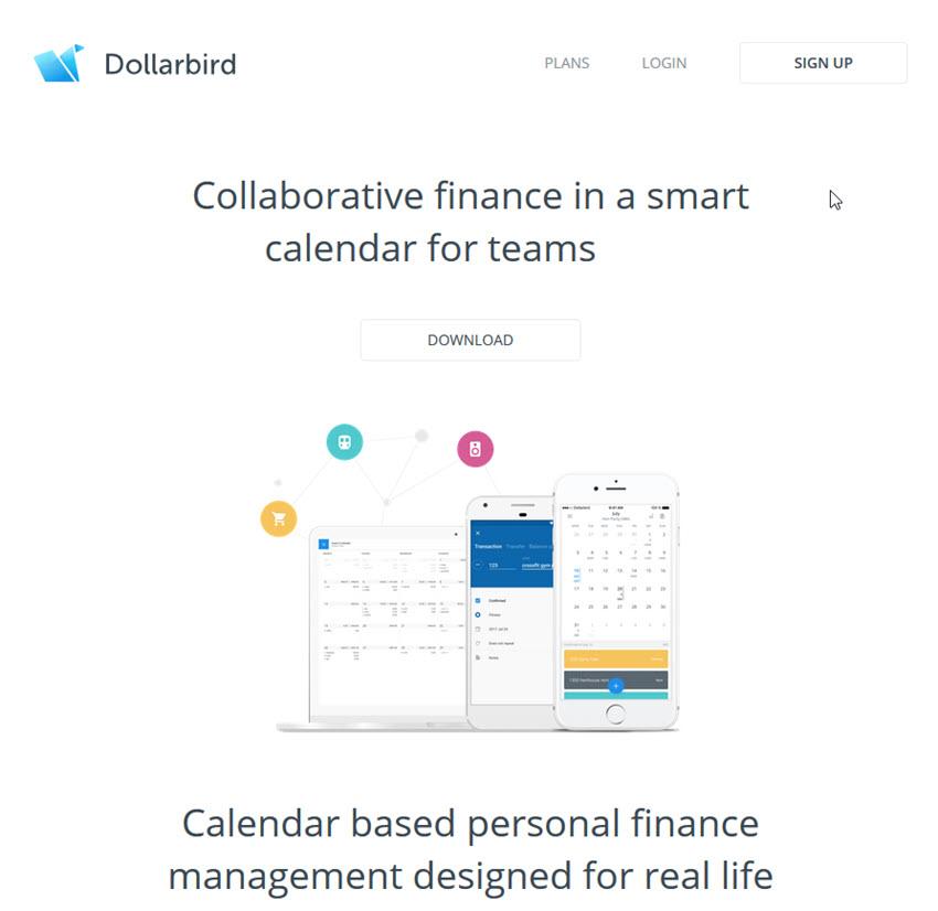 Dollarbird Financial Software