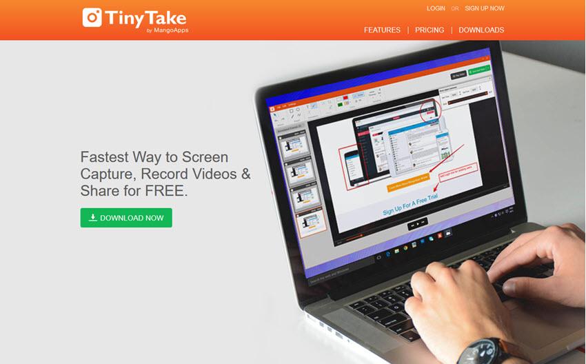 TinyTake