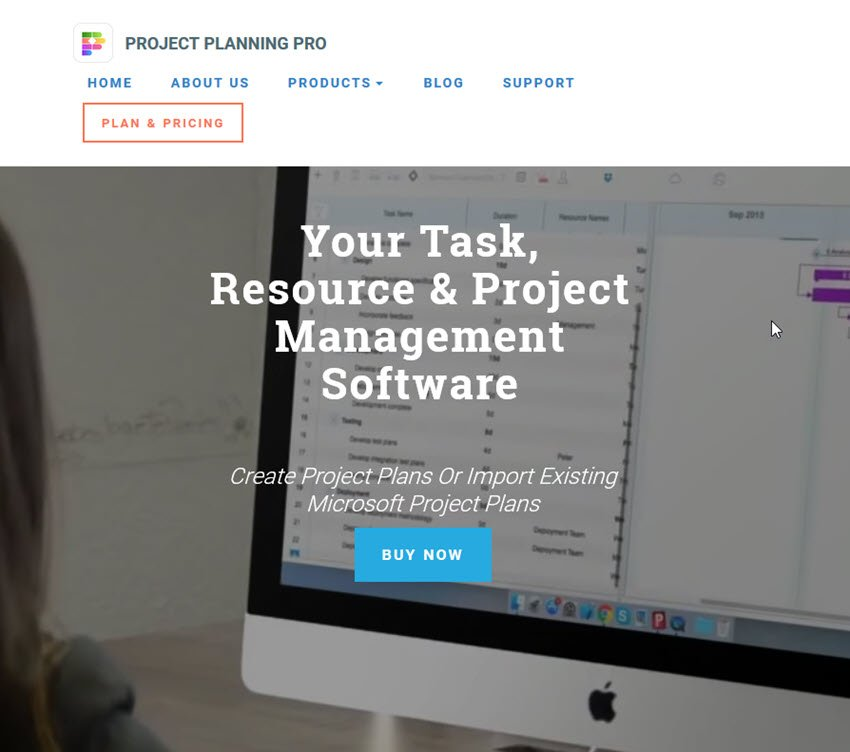 Project Planning Pro Project Management Software for Mac
