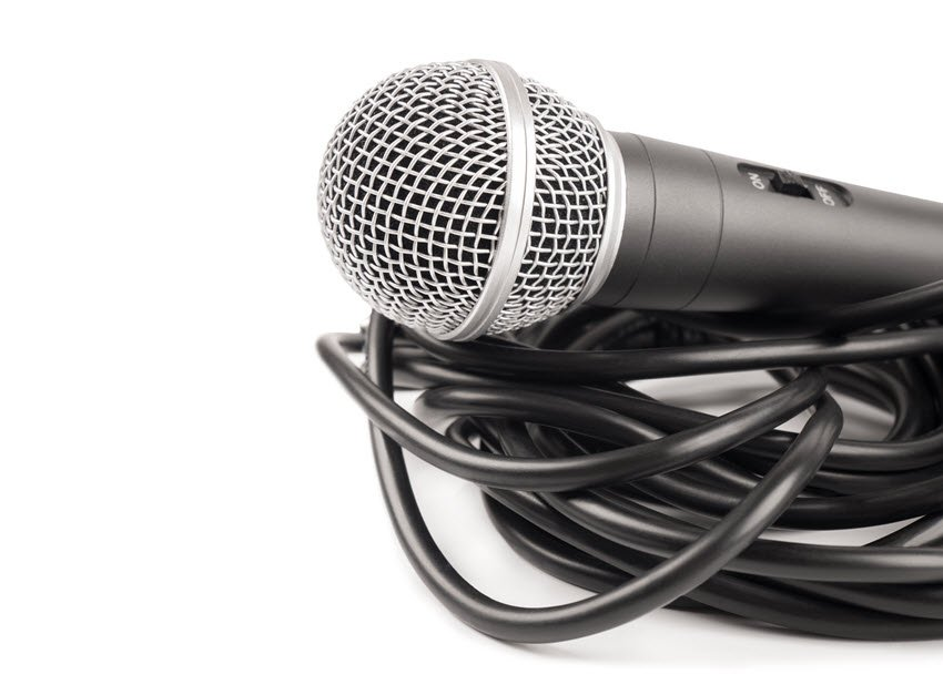 Microphone options