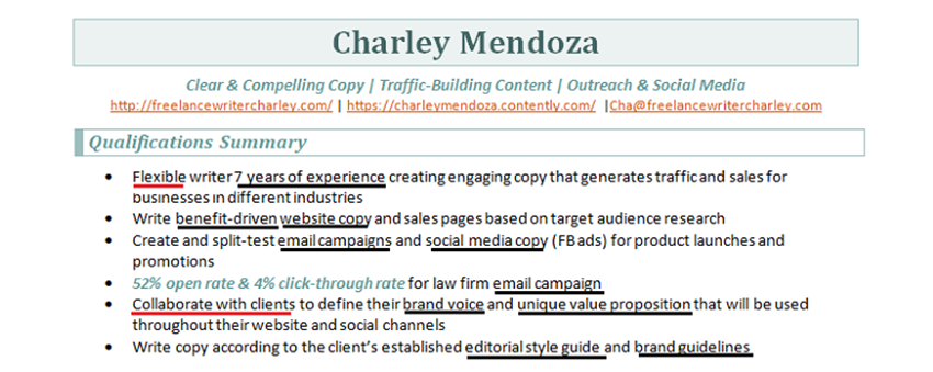 Charley-mendoza-copywriter-cv-qualifications