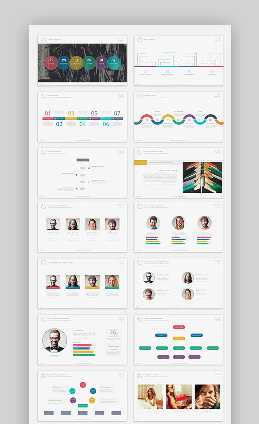 Concept PowerPoint Template