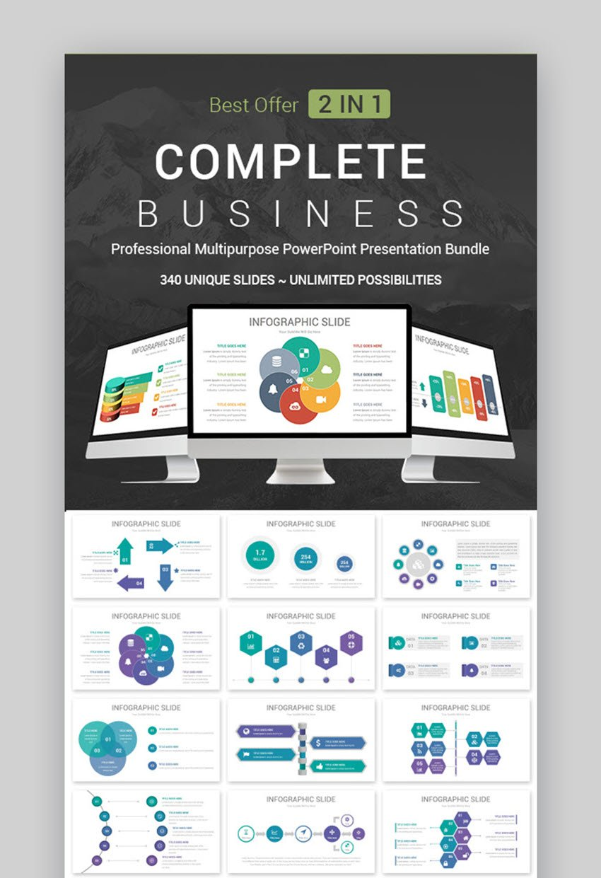 Complete Business Template