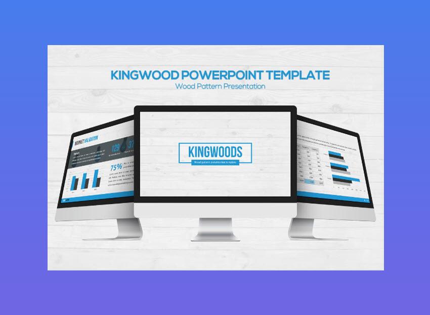 Kingwood PowerPoint Template