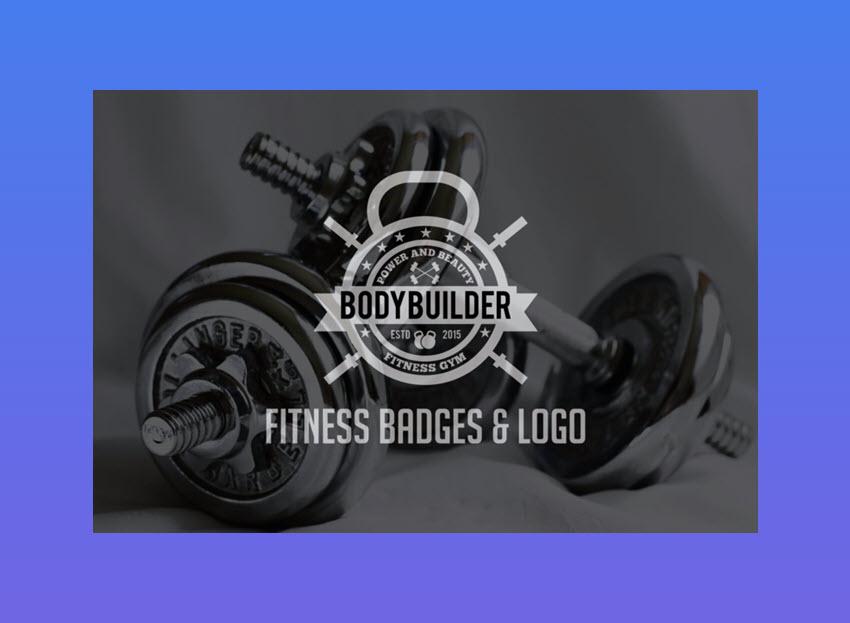 Fitness Badges Logo