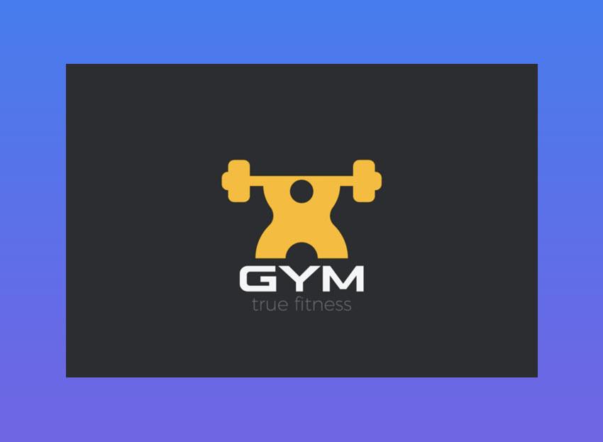 Logo Gym Powerlifting