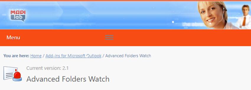 Advanced Folders Watch