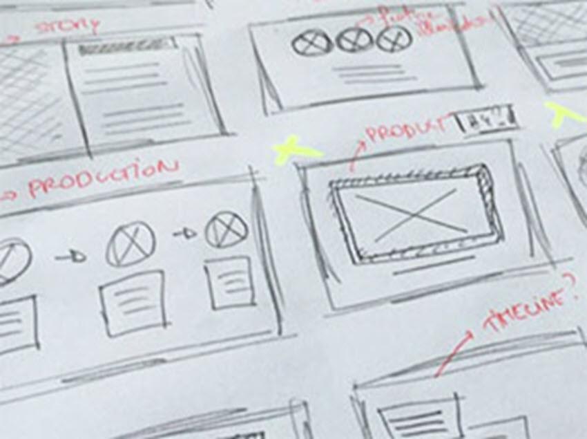 Presentation thumbnails