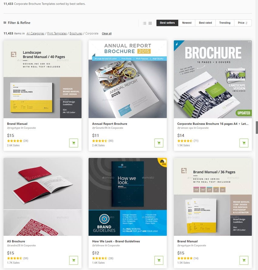 Business Flyers on GraphicRiver