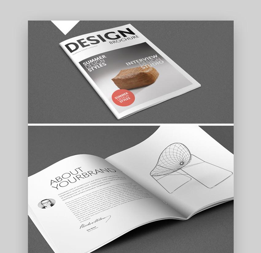 Interiors Brochure