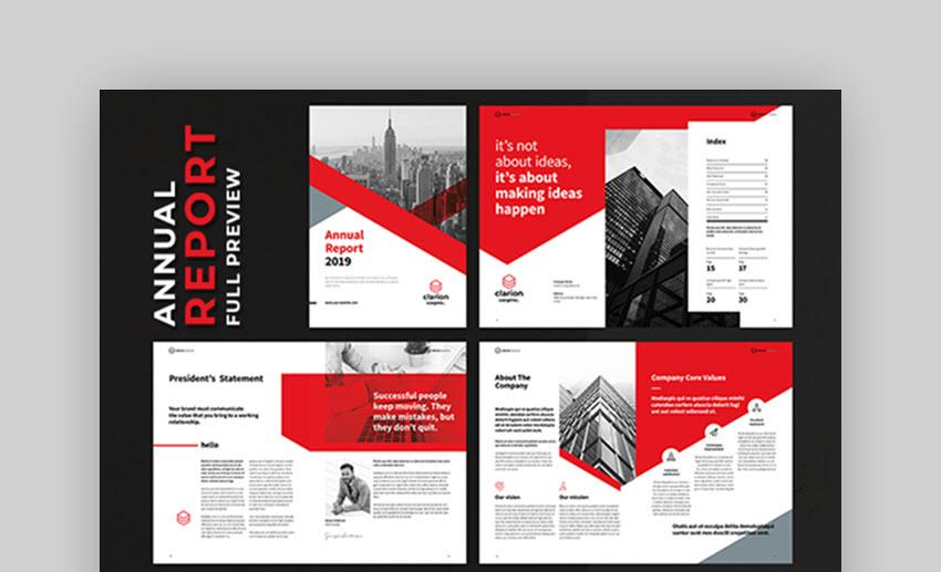 Graficso Modern Annual Report