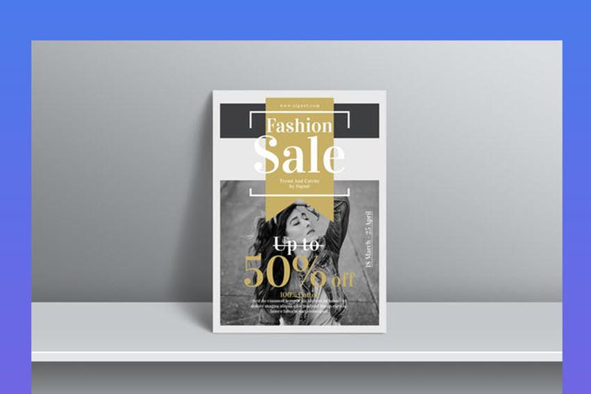 Sales Flyer Template