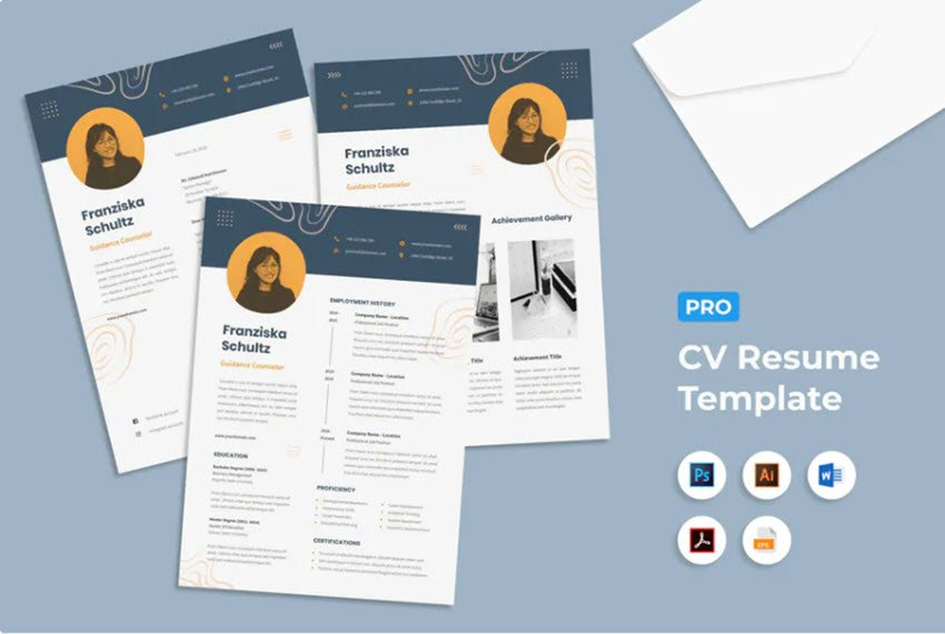 How to Make a Great Resume with Template