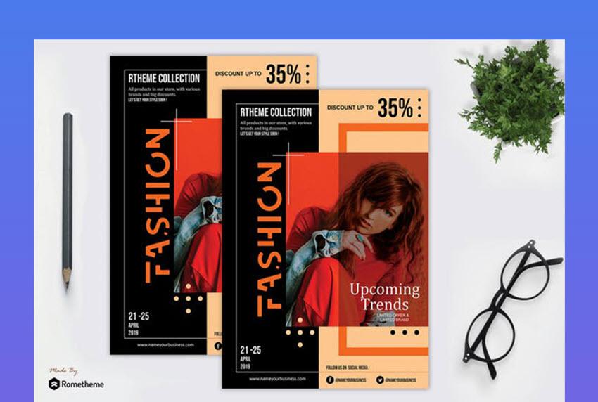 Fashion Modern Flyer Vol 08