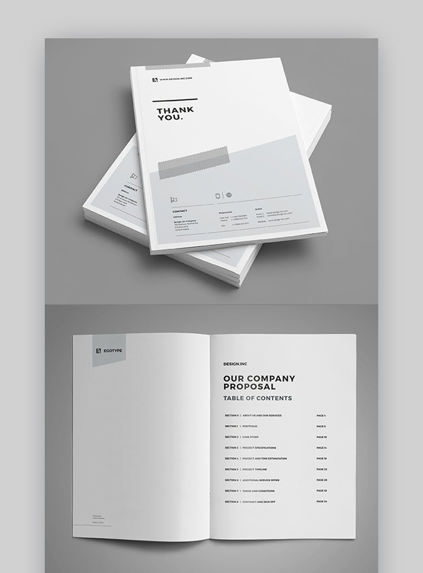 Proposal Template for Word