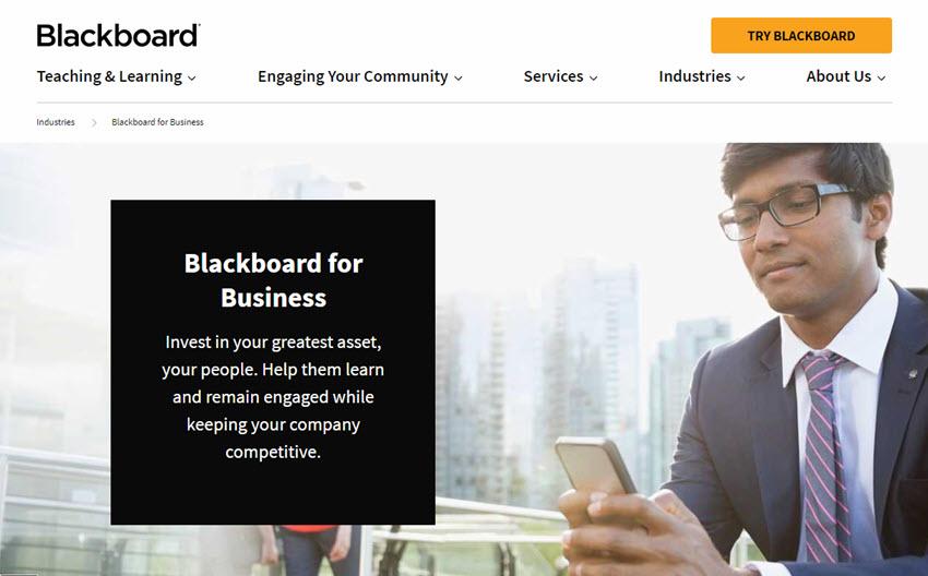 Blackboard Online Webinar