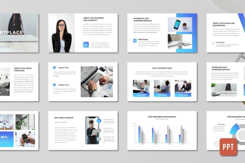 Marketplace Business Template