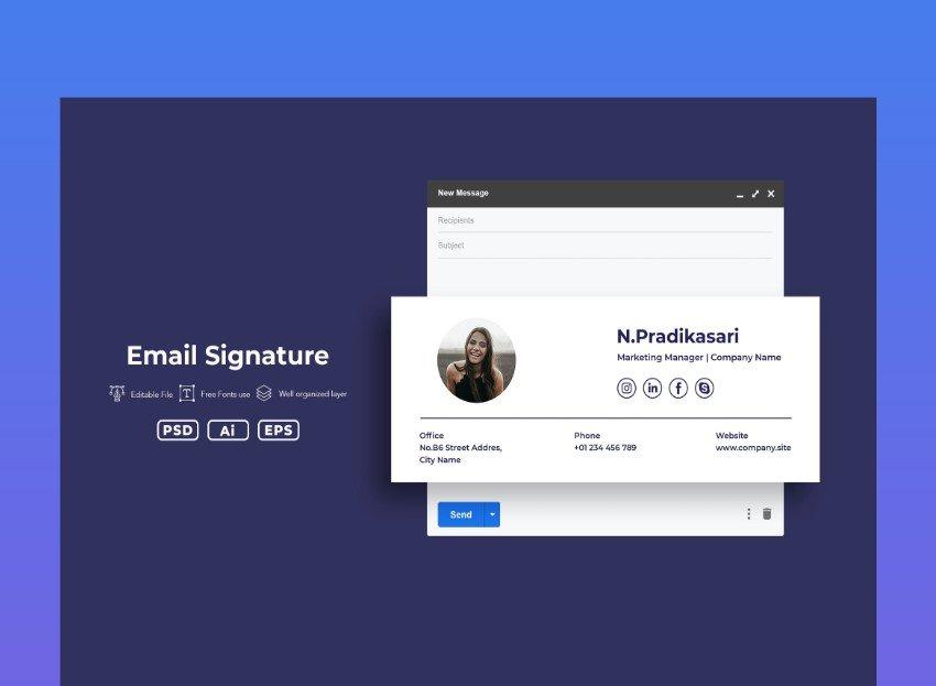 ADL Email Signature