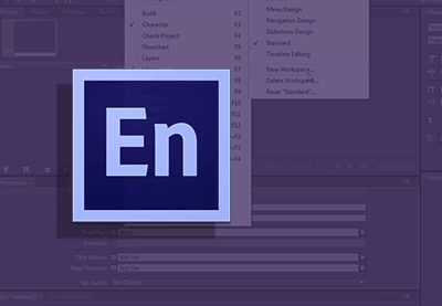 Preview for Adobe Encore Essentials