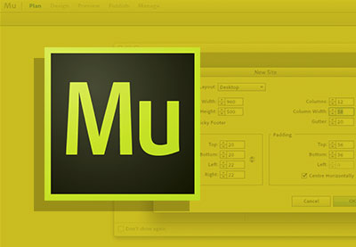 Preview for Adobe Muse CC Essentials