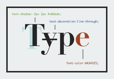 Preview for CSS3 Typography Techniques