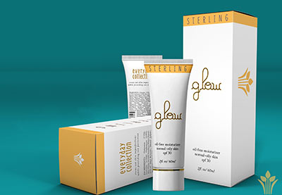 package design mockup