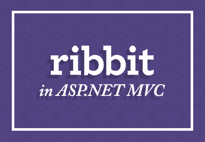 Preview for Building Ribbit in ASP.NET MVC