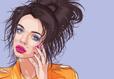 Preview for Vector Portraits for Beginners