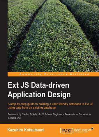 Preview for Ext JS Data-driven Application Design