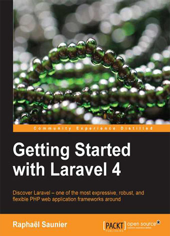 Preview for Getting Started with Laravel 4