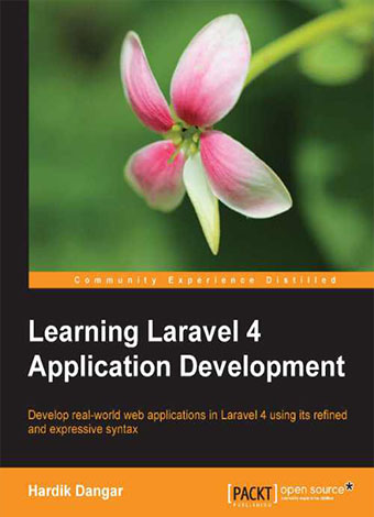 Preview for Learning Laravel 4 Application Development