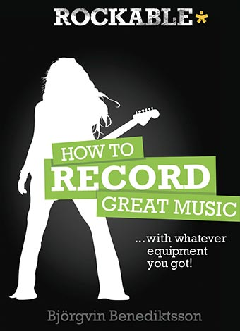 Preview for How to Record Great Music