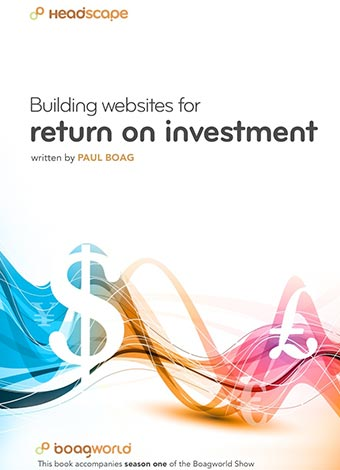 Preview for Building Websites for Return on Investment