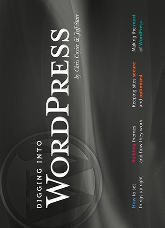 Digging into wordpress 3.4