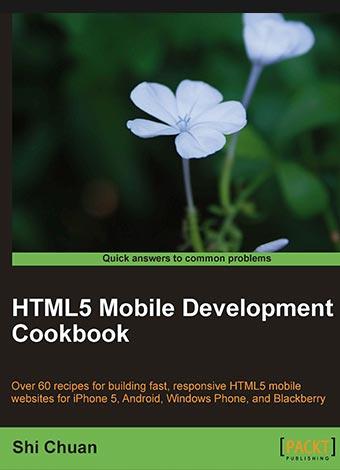 Preview for HTML5 Mobile Development Cookbook