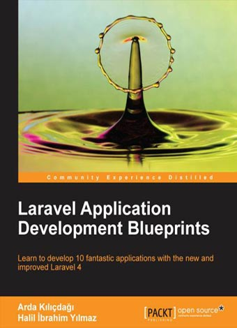 Preview for Laravel Application Development Blueprints