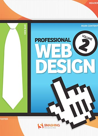 Preview for Professional Web Design Vol. 2