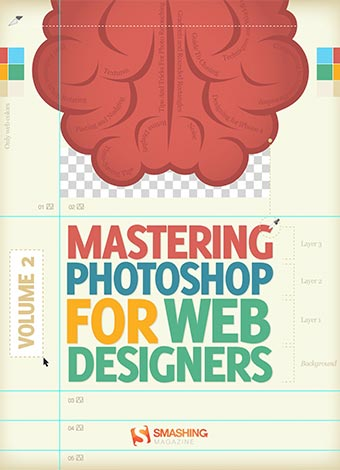 Preview for Mastering Photoshop for Web Designers Vol. 2