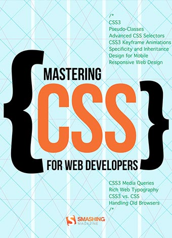 Preview for Mastering CSS for Web Developers