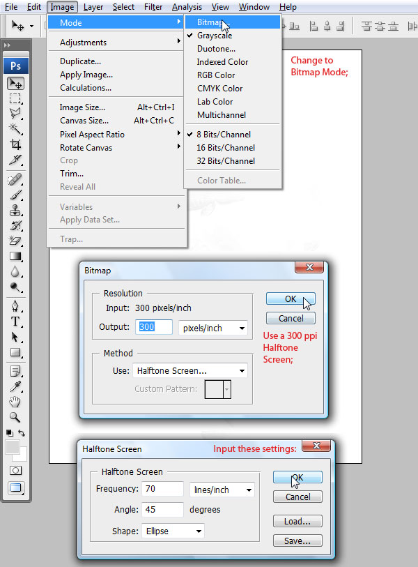 Convert to a Print Ready File