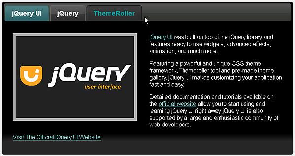 A Massive Guide to Custom Theming jQuery UI Widgets