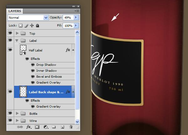 Create a Wine Label