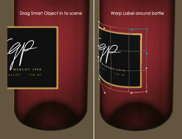 Create a Wine Label