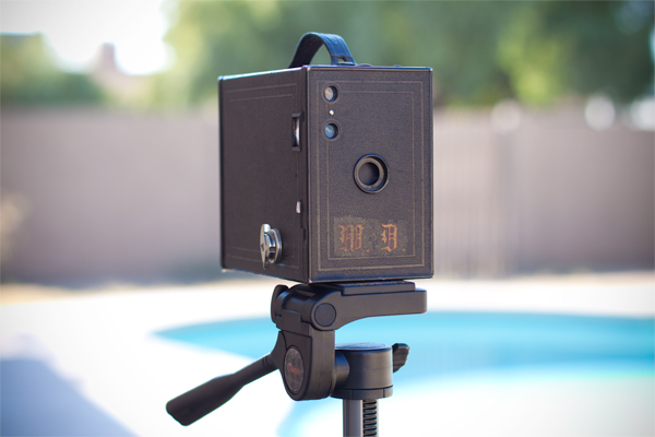 Step by Step: Buying & Shooting With an Antique Camera