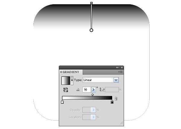 how to make gradient fill in gravit designer