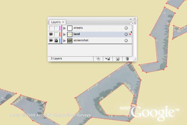 How to Create an Informative Map In Perspective with Illustrator