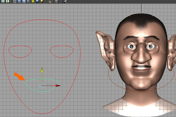 Building A Complete Human Facial Rig In Maya, Part 3