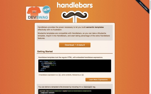 handlebars template tutorial - jquery anti patterns and best practices
