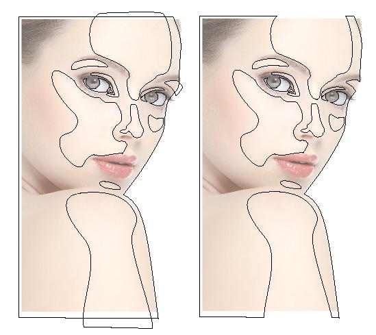 Skin shading