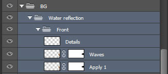 Add Water Reflections